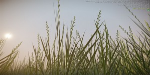 Foliage in Cryengine