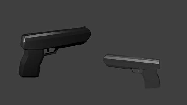 HandGun *not textured*