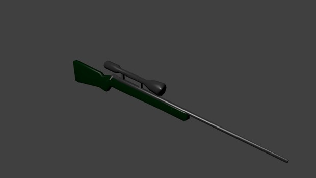 Cobra BAR Sniper *Not Textured*