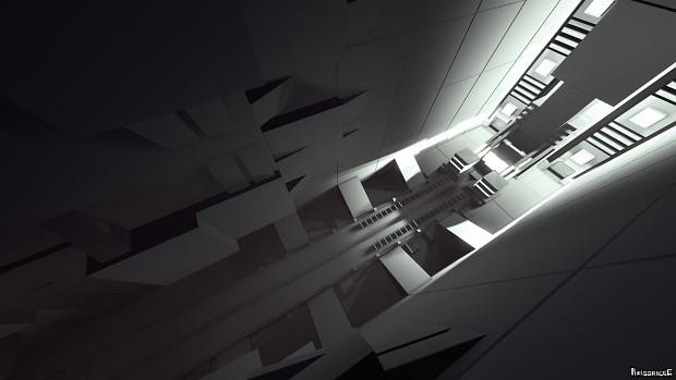 Cubik Corridor Gate