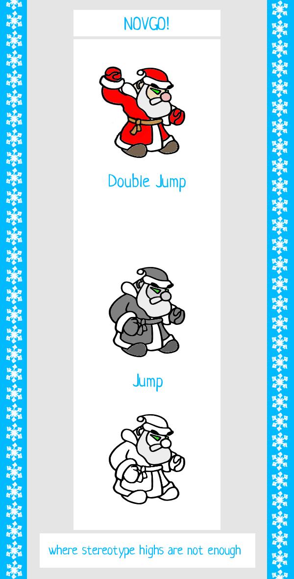 Novgo! Double Jump