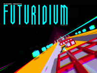 Futuridium EP - iOS screenshot