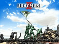 Army Men II - Wallpaper