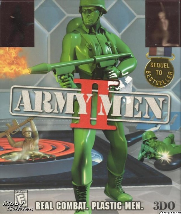 Army Men II - Boxshot