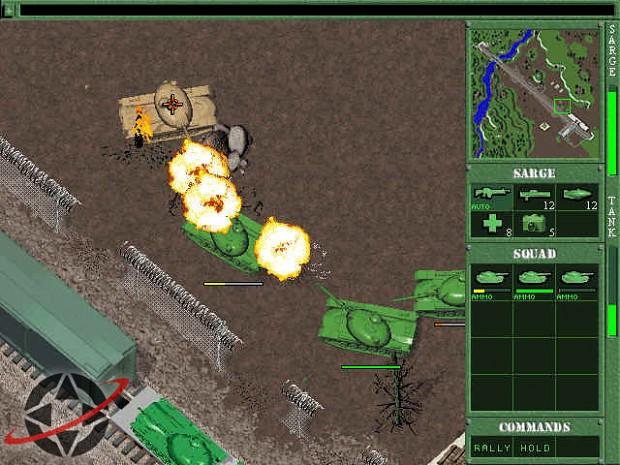 Army Men II Screenshots