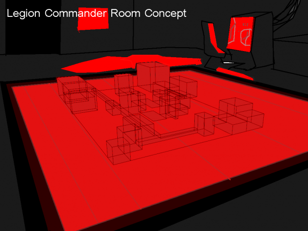 Command Room Concept