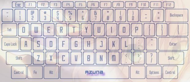 In game Keyboard (v1.0)