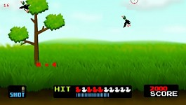 Duck Hunt PSP screenshots