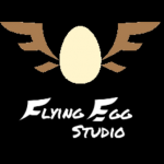 Flying Egg Logo