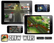 Drav Wars 1.0 for iOS and Android!