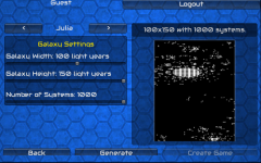 Julia Generator for Galactic Usurper