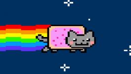 Nyan Cat PSP