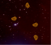 Animated Meteors