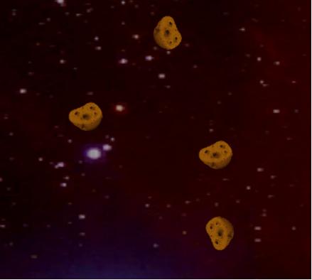 Animated Meteors