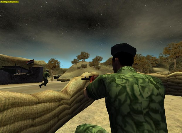 Iraqi Conscript