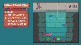 Fishing Mini-Game Mock Up