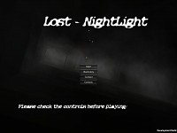 Lost - Main Menu