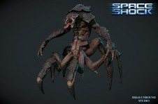 New Enemy comes to Space Shock!