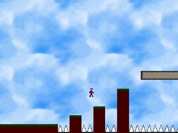 Steven's Adventure Screenshot