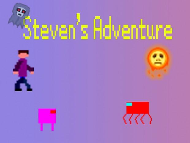 """Steven's Adventure"" Wallpaper"