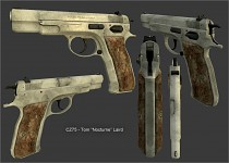CZ-75 Pistol