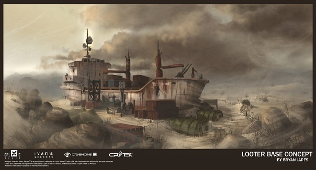 Landscape (Shipwreck)