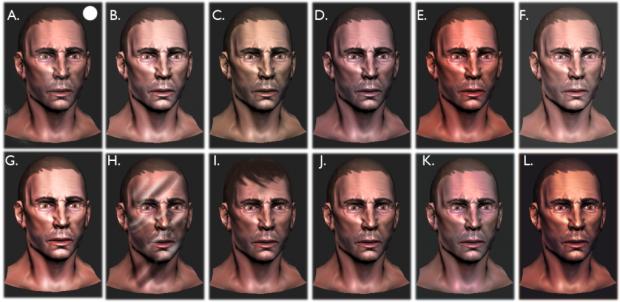 Head models