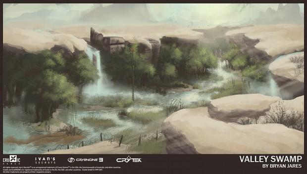 Landscape (Swamp)