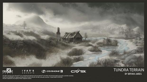 Landscape (Tundra)