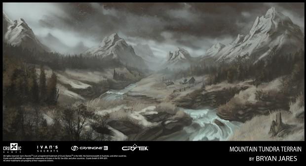Landscape (Mountain)