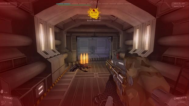 Ammo here