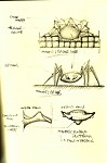 Spider traps and fungus platforms concept sketch