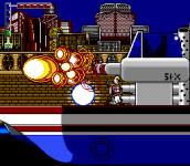 Warship Attack