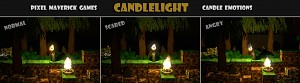 Candlelight - Candle Emotes...