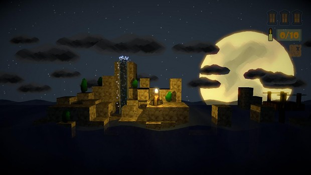 Candlelight - Island Level...