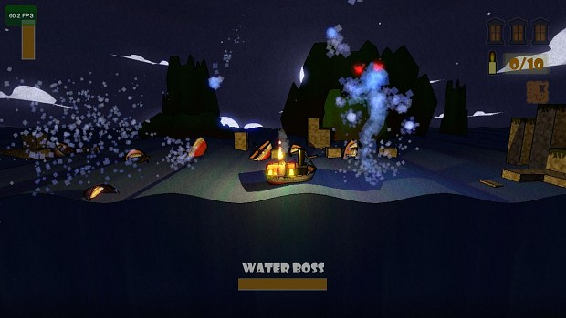 Candlelight - Water Boss...