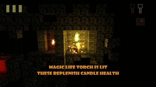 "Candlelight - Health ""wax"" Replenish"