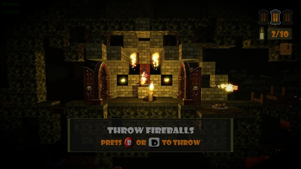 Fireballs!