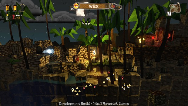 Candlelight - New visuals and map...