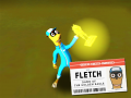 Fletch: Dawn of the Golden Eagle
