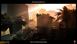 Limbo's rooftops
