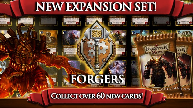 New expansion with over 60 new cards!