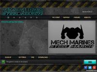 the Mech Marines launcher