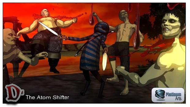D. Action RPG Scene