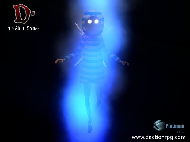 Coming 2014 D. The Atom Shifter - The Force Energy