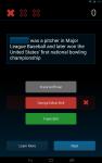 Wiki Quiz on a Nexus 10