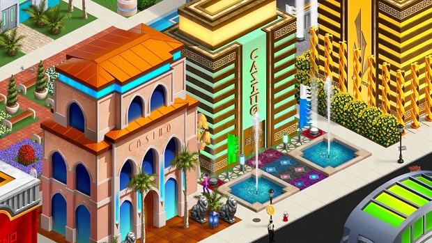 CasinoRPG City View