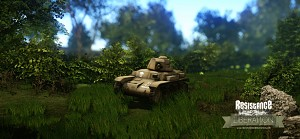 French R35 tank