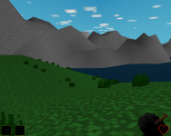 Procedurally Generated Terrain - Progress 07