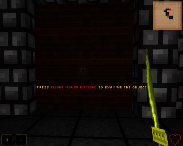 Pixel Loot Raiders 0.6 - Wooden Door with lock
